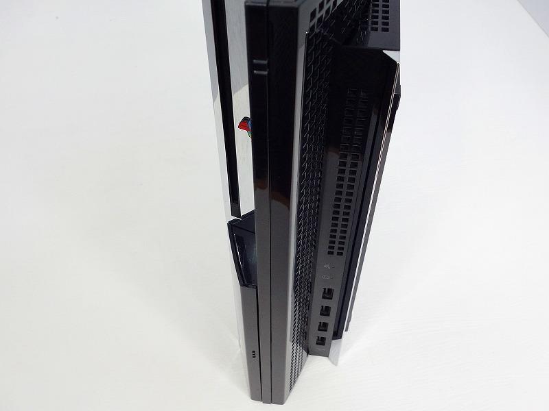 【動作確認済】【日本製】PS3 本体 初期型 CECHA00 PS2遊べるモデル★純正コントローラー、新品HDMIケーブル付★すぐ遊べるセット★c1_画像9