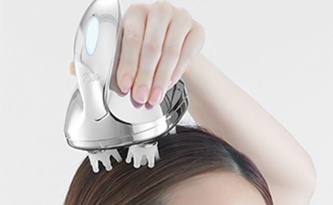 新品 未使用品 リファ グレイス ヘッドスパ MTG エステティック メゾット 美容 機器 シャンプー 頭皮 マッサージ シェイプアップ ケア_画像4
