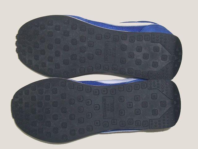 完売 展示品 復刻 NIKE AIR TAILWIND 79 ナイキ エア テイルウィンド ワッフル ランニング スニーカー 27cm インディゴ ブルー ホワイト_画像5
