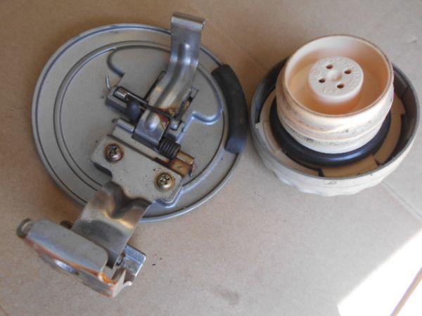 ビート PP1 給油口 蓋 HONDA BEAT_画像5
