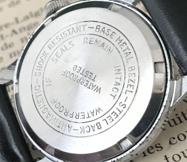 アンティークゆえの絶妙な風合い【エルジン(ELGIN)☆ SPORTSMAN 】 アンティーク ヴィンテージ 手巻き メンズ腕時計_画像6