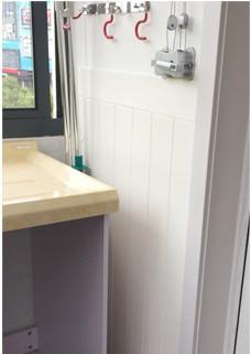 ☆新品、未使用★50枚 70cm×70cm 厚さ6.5mm 背景壁 3D立体レンガ模様壁紙 防水 汚い防 止 カビ防止 エコ素材☆_画像4
