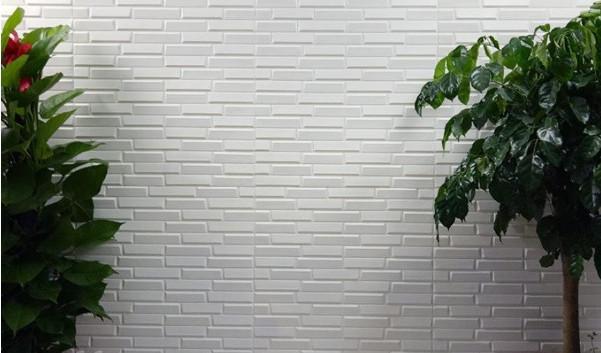 新品、未使用50枚 70cm×77cm 背景壁 3D立体レンガ模様壁紙 防水 汚い防 止 カビ防止 エコ素材