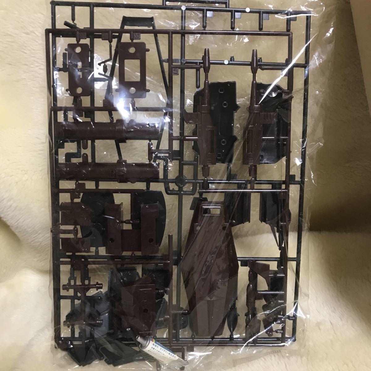 バンザイマーク 旧バンダイ機動戦士ガンダム ガンプラ 昭和レトロ 当時物 旧キット 連邦軍モビルスーツリアルタイプガンダム RX-78_画像8