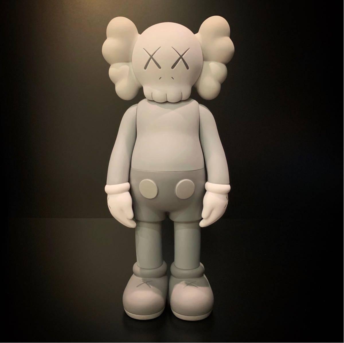 Toy Plus限定 MEDICOM TOY KAWS COMPANION OPEN EDITION / GREY / ベアブリック カウズ フィギュア拍卖