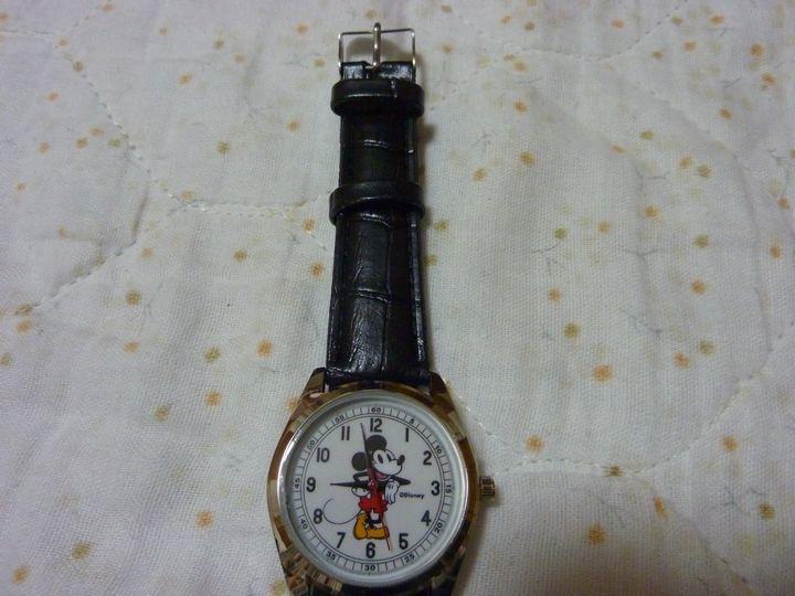 オトナミューズ■7月号付録■ミッキーマウス■オトナの腕時計_画像4
