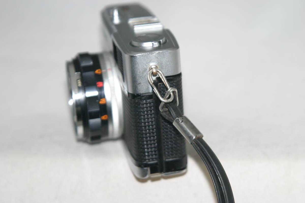 整備済 オリンパス トリップ35 モルト張替済 ストラップ付_画像6