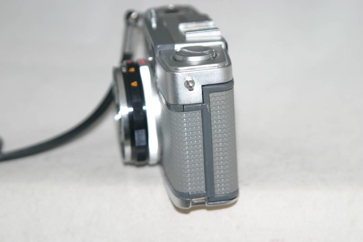 整備済 オリンパスペンEES-2 モルト張替済 レンズキャップ・ストラップ付_画像6