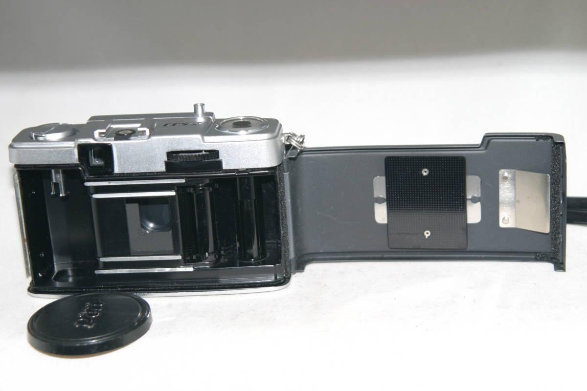 整備済 オリンパスペンEES-2 モルト張替済 レンズキャップ・ストラップ付_画像4