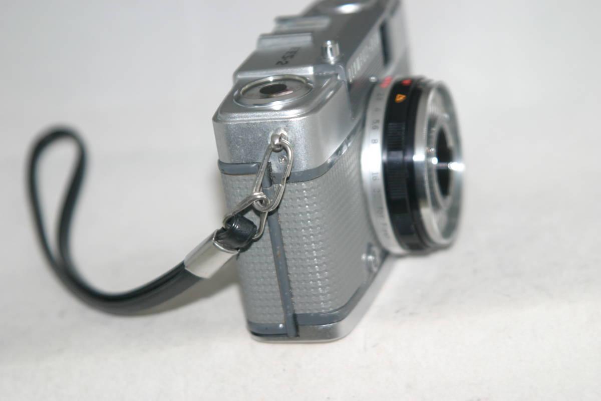 整備済 オリンパスペンEES-2 モルト張替済 レンズキャップ・ストラップ付_画像7