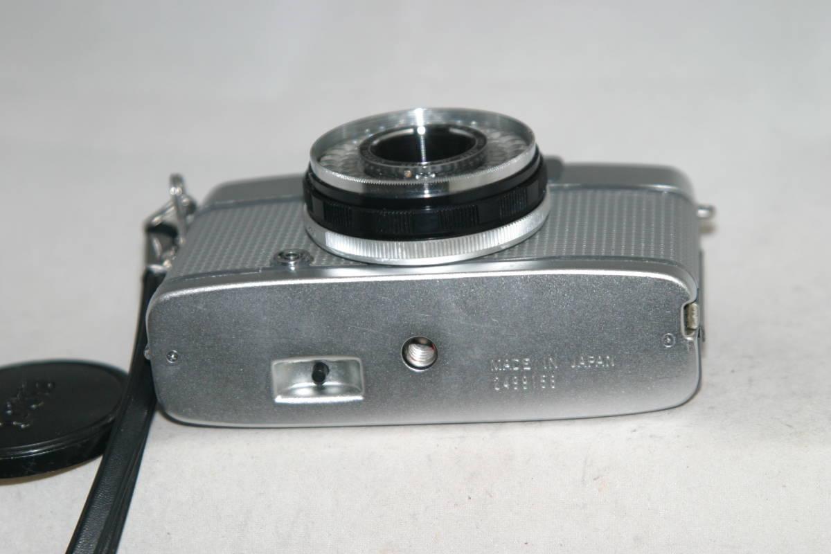 整備済 オリンパスペンEES-2 モルト張替済 レンズキャップ・ストラップ付_画像5