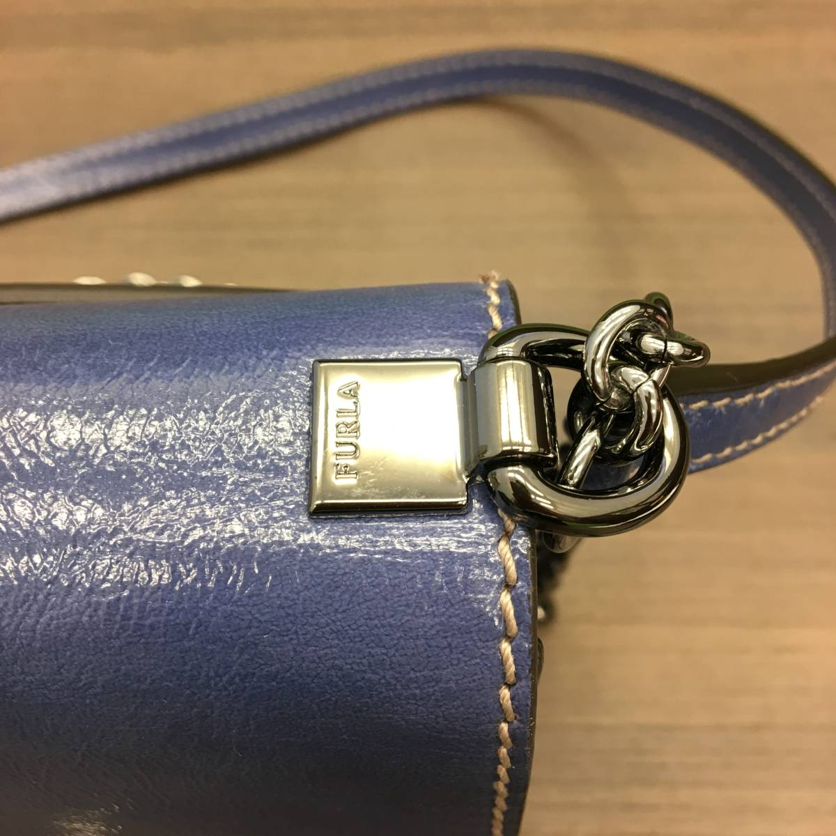 新品未使用 FURLA フルラ ショルダーバッグ 保存袋付き_画像4