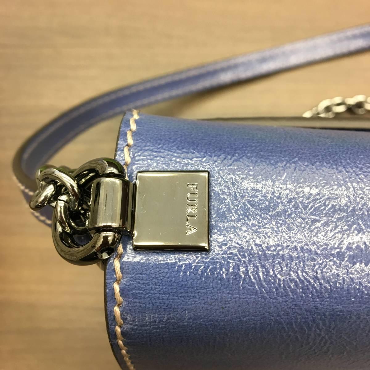 新品未使用 FURLA フルラ ショルダーバッグ 保存袋付き_画像5