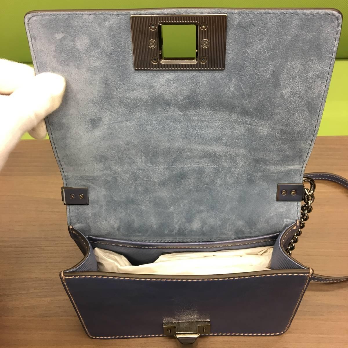 新品未使用 FURLA フルラ ショルダーバッグ 保存袋付き_画像7