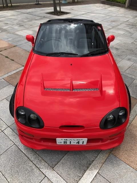 カプチーノ 720cc公認 ★EA11R改 ★車検 33年4月 ★整備済み 美車 ★_画像7