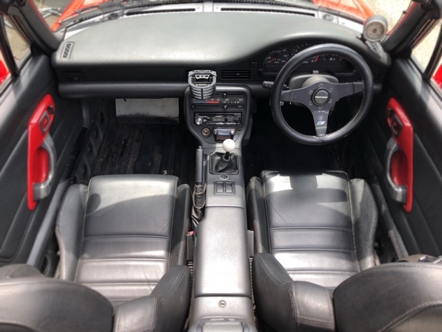 カプチーノ 720cc公認 ★EA11R改 ★車検 33年4月 ★整備済み 美車 ★_画像2