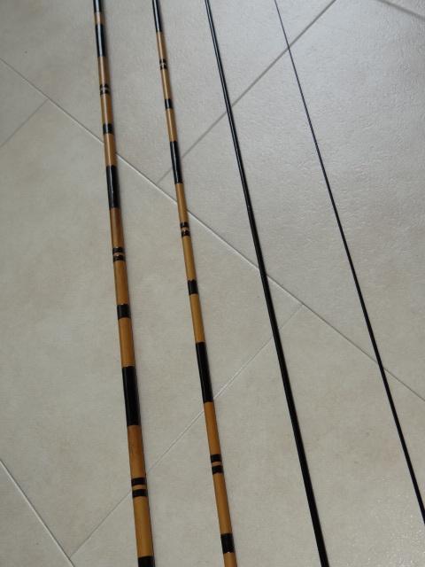 ヘラ竹竿 「竿和」特選 13尺 中古_画像6