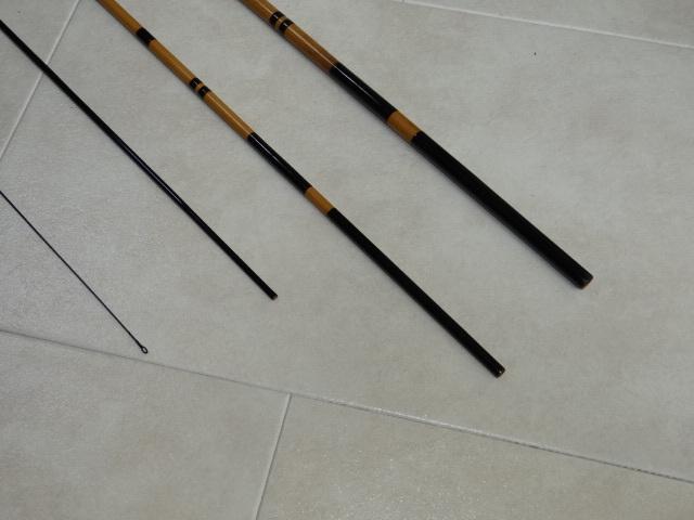 ヘラ竹竿 「竿和」特選 13尺 中古_画像4