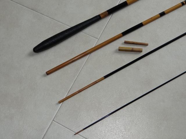 ヘラ竹竿 「竿和」特選 13尺 中古_画像5