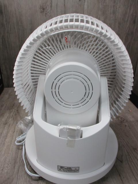 未使用  3Dターボサーキュレーター EFT-1705  扇風機 夏冬兼用 洗濯屋内干し 白 ホワイト_画像5