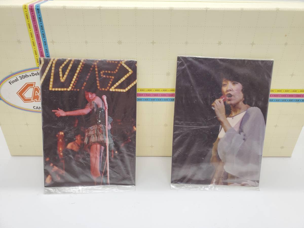 キャンディーズ CD20枚組BOX『キャンディーズ・タイムカプセル』全15タイトル/紙ジャケット/完全生産限定盤 ミキちゃん生写真付き_画像6