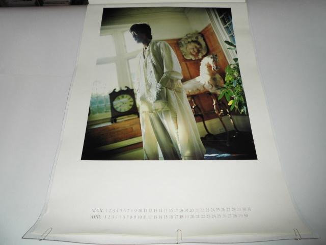 ◆80/(279)岩城滉一 1987年 カレンダー COOLS クールス_画像3