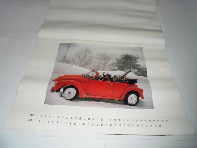 ◆80/(280)岩城滉一 1988年 カレンダー COOLS クールス_画像2