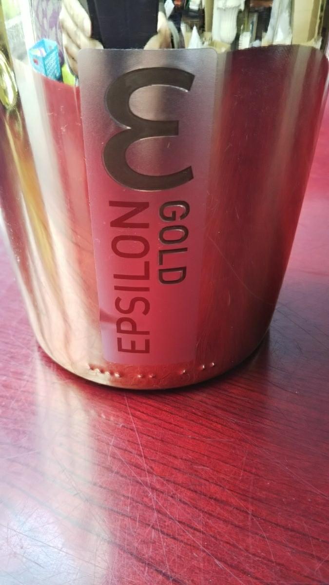 カ ディ ライオ♪イプシロン・スプマンテ♪ブリュット ゴールド♪スパークリングワイン♪原産国イタリア_画像2