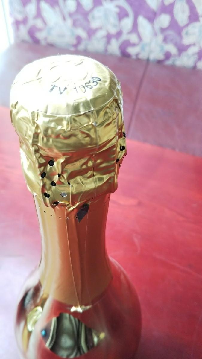 カ ディ ライオ♪イプシロン・スプマンテ♪ブリュット ゴールド♪スパークリングワイン♪原産国イタリア_画像4