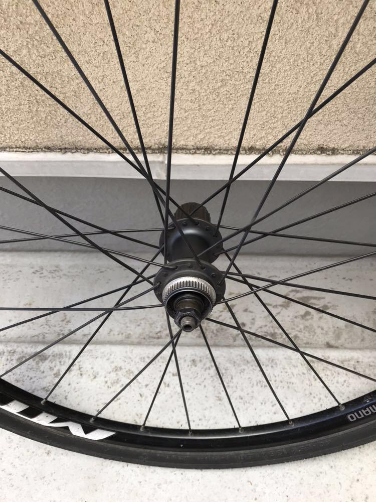 シマノ MTB ホイール WH-MT15 26インチ タイヤ付き 26x1.50 前後セット_画像3