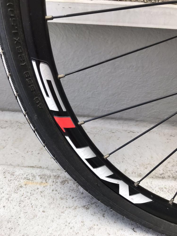シマノ MTB ホイール WH-MT15 26インチ タイヤ付き 26x1.50 前後セット_画像6
