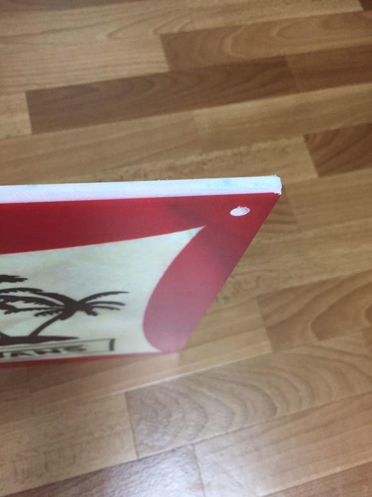 激レア!VANS ディーラー 店舗用 非売品 ディスプレーサイン スケートボード サーフィン スニーカー バンズ 新品未使用 DEAD インテリア_画像9