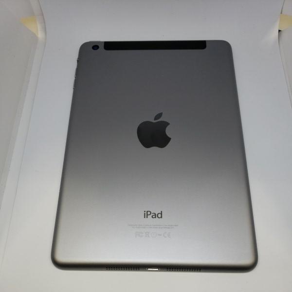 Apple/ドコモ 【SIMフリー】Apple iPad mini3 16GB Wi-Fi+Cellular モデル/箱付 A1600 (目立った傷や汚れなし・ヤフオク1円スタート) -#411_画像4