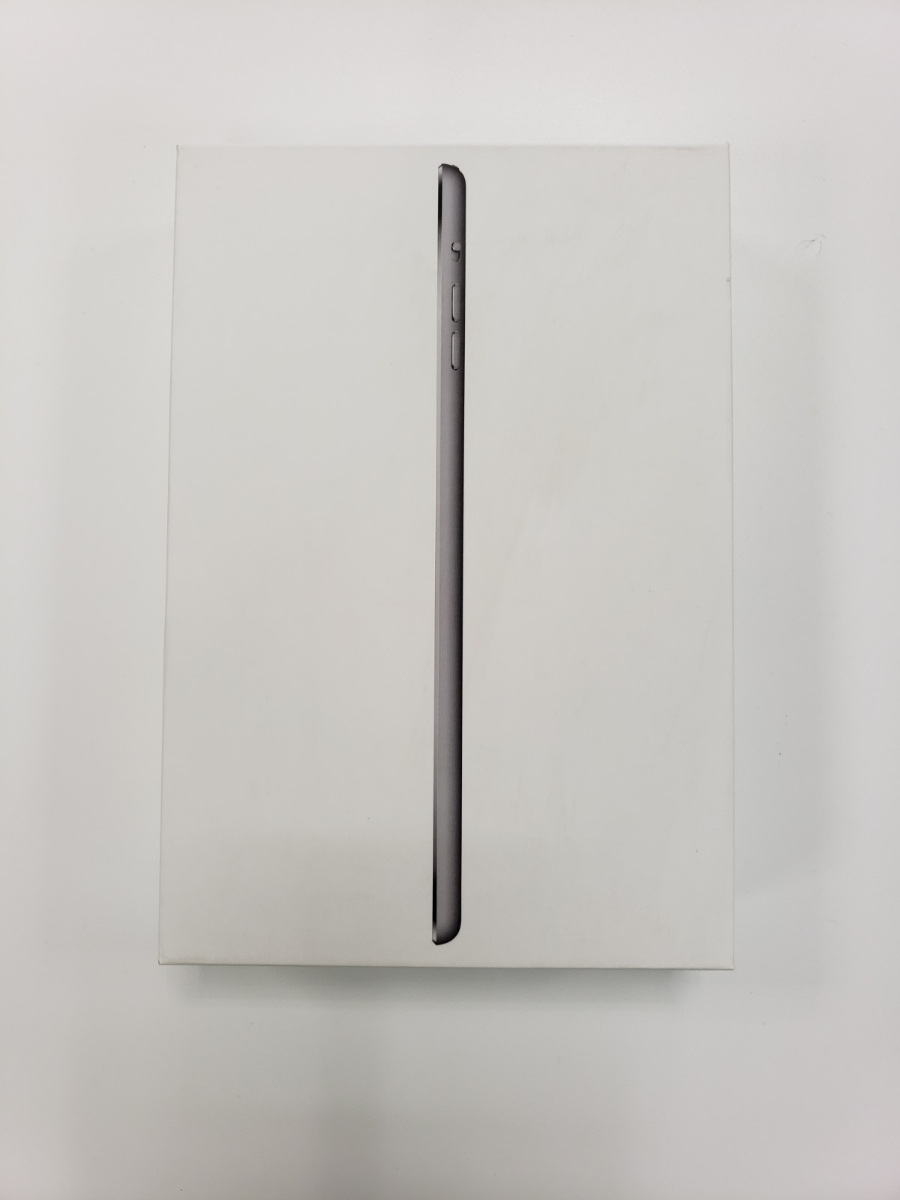 Apple/ドコモ 【SIMフリー】Apple iPad mini3 16GB Wi-Fi+Cellular モデル/箱付 A1600 (目立った傷や汚れなし・ヤフオク1円スタート) -#411