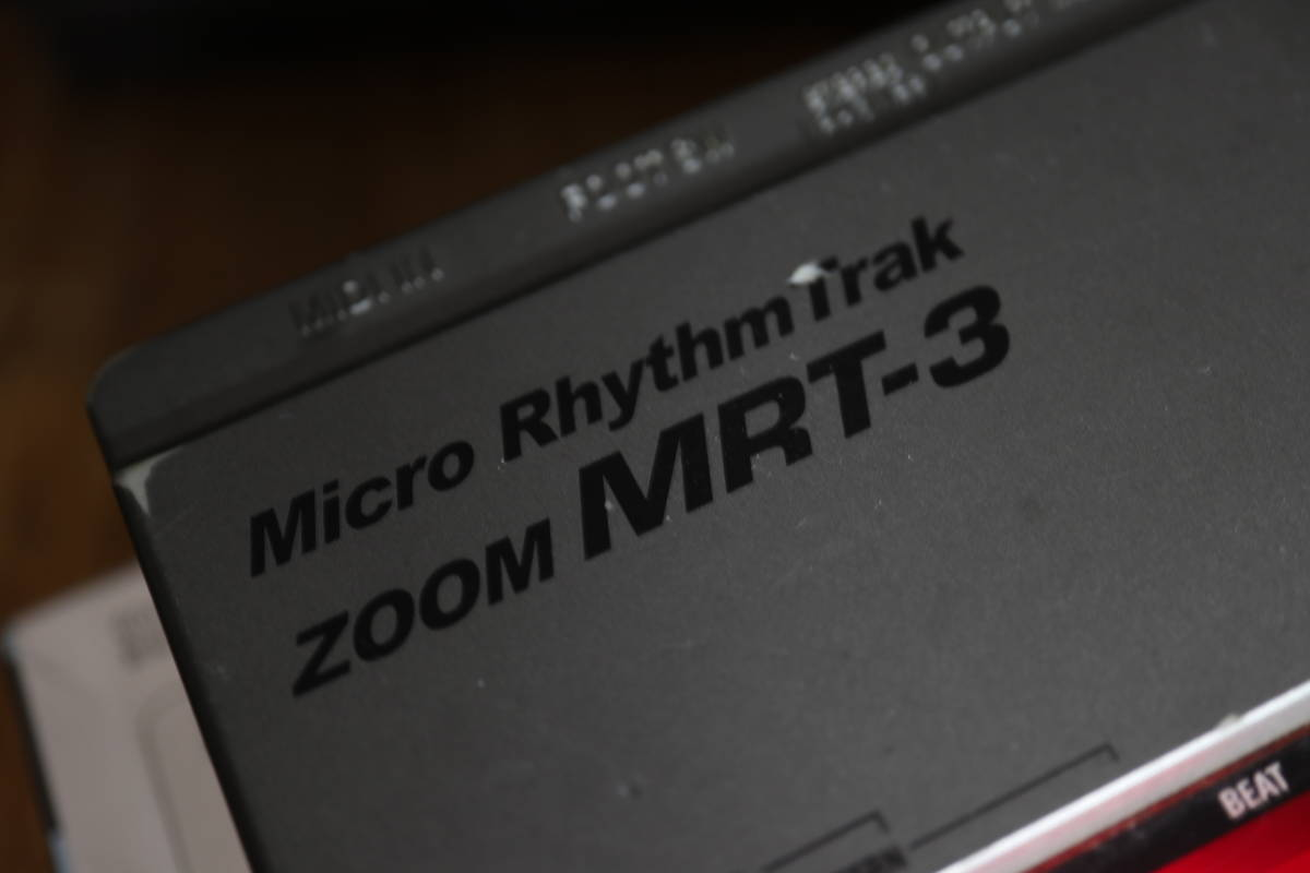 ZOOM MRT-3 整備済品_画像4