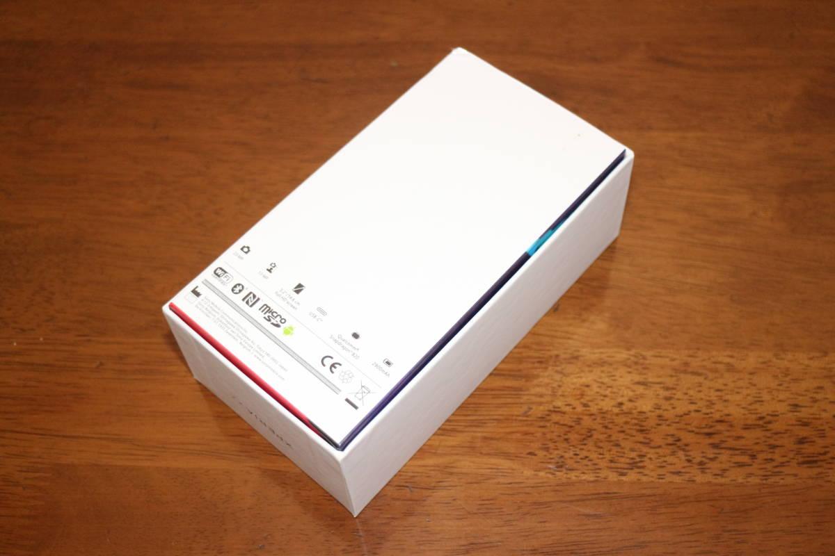 ☆新品同様☆ ソニー Sony Xperia XZ F8331 5.2インチ ブラック SIMフリー NFC対応 国際版 最新OS v.8.0.0 並行輸入品 日本語完全対応_画像2