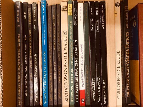 レコード クラッシックボックス まとめ売り 80個+LPおまけ Record Classic Box_画像4