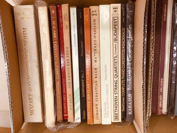 レコード クラッシックボックス まとめ売り 80個+LPおまけ Record Classic Box_画像7