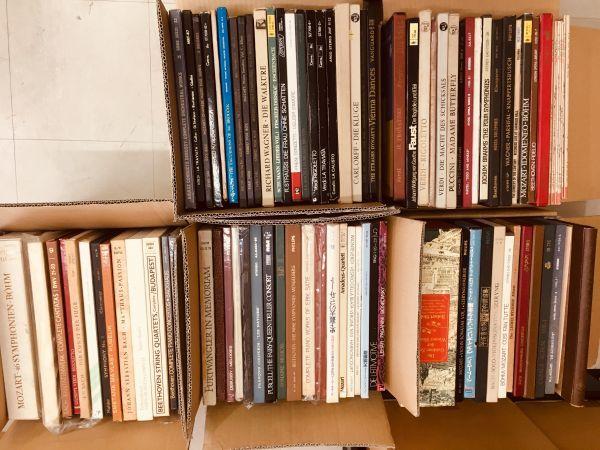 レコード クラッシックボックス まとめ売り 80個+LPおまけ Record Classic Box