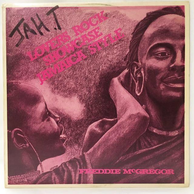 【UKオリジナル】FREDDIE McGREGOR / LOVERS ROCK SHOWCASE JAMAICA STYLE_画像1