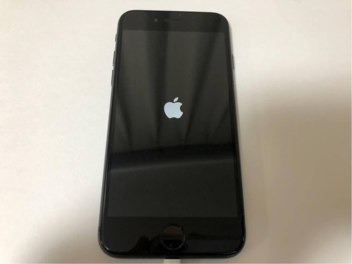 ■超美品 SIMフリーiPhone8 64GB ブラック 判定◯ 残債なし ジャンク■