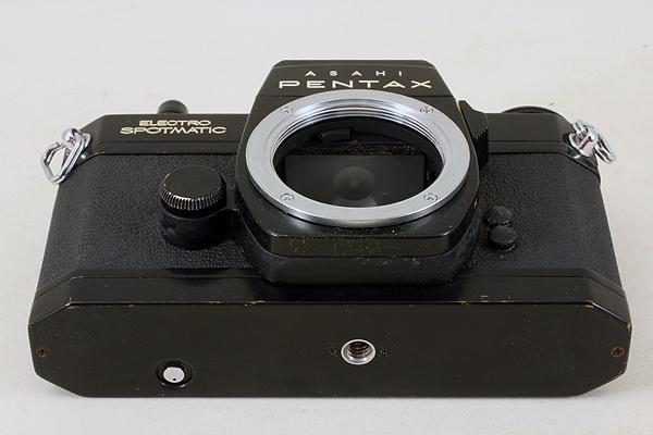 【完動良品♪】ASAHI PENTAX ELECTRO SPOTMATIC ES M42 PS 536 旭光学 アサヒ ペンタックス エレクトロスポットマチック ブラック BLACK_画像5