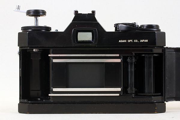 【完動良品♪】ASAHI PENTAX ELECTRO SPOTMATIC ES M42 PS 536 旭光学 アサヒ ペンタックス エレクトロスポットマチック ブラック BLACK_画像10
