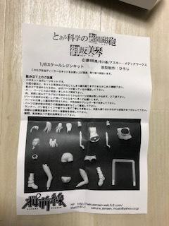 桜前線 御坂美琴 とある科学の超電磁砲 トレフェス ワンフェス _画像2