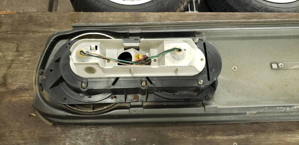 日産 スカイライン ケンメリ リア パネル  テールランプ付き GTX_画像5