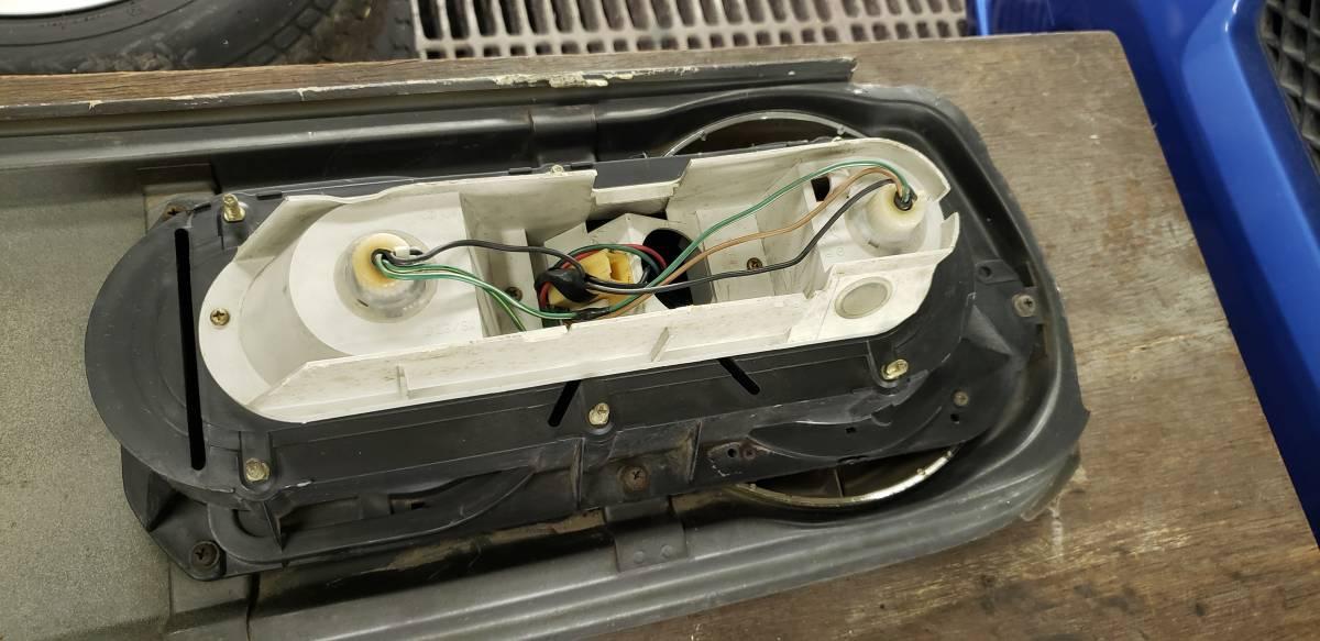 日産 スカイライン ケンメリ リア パネル  テールランプ付き GTX_画像6
