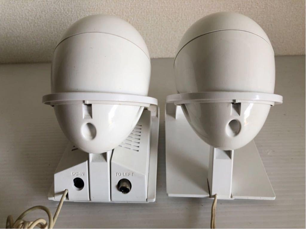TIMEDOMAIN light スピーカー ホワイト タイムドメイン アクティブスピーカー_画像4