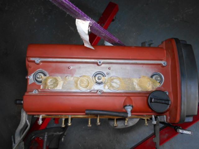 【A178】 トレノ AE111 後期 エンジン 4AG 5バルブ レビン トヨタ オーバーホール後30000キロ TODA TRD_画像4