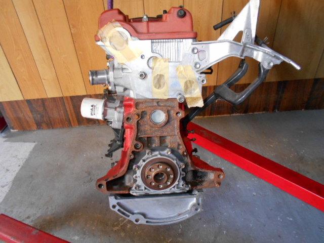 【A178】 トレノ AE111 後期 エンジン 4AG 5バルブ レビン トヨタ オーバーホール後30000キロ TODA TRD_画像5