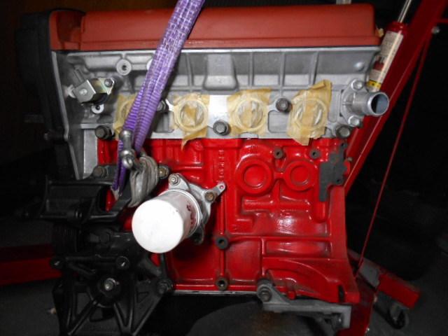 【A178】 トレノ AE111 後期 エンジン 4AG 5バルブ レビン トヨタ オーバーホール後30000キロ TODA TRD_画像7